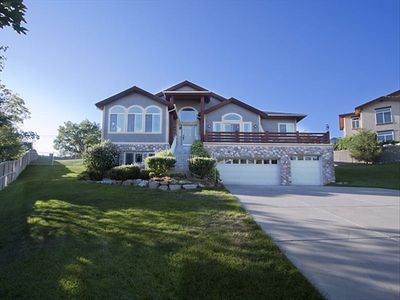 Incredible Ski Home-with a private hot tub, gym and billiard room.
