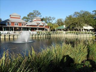 Amelia Island condo photo - Market and Shops on site.