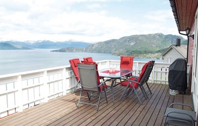 3 bedroom accommodation in Jondal