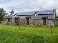 WOODSIDE BOTHY, romantic, with open fire in New Deer, Ref 20031