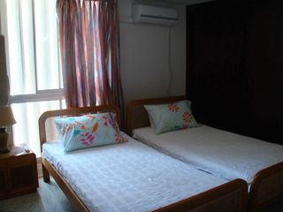 Santa Marta condo photo - Another Bedroom with two sihgle beds