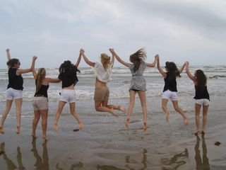 Galveston house photo - We love the beach!