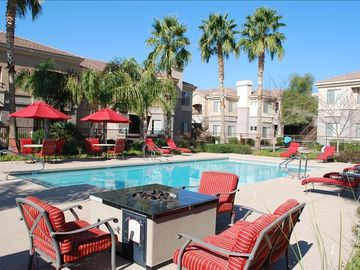 Mesa condo rental - Pool 1 - steps from the suite