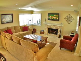 Dana Point condo photo - Spacious living room