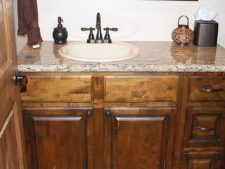 Pinetop condo photo - Bathroom with walk in shower