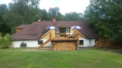 """Apartment """"Studio"""" in house in protected nature park Brdy, Central Bohemia"""