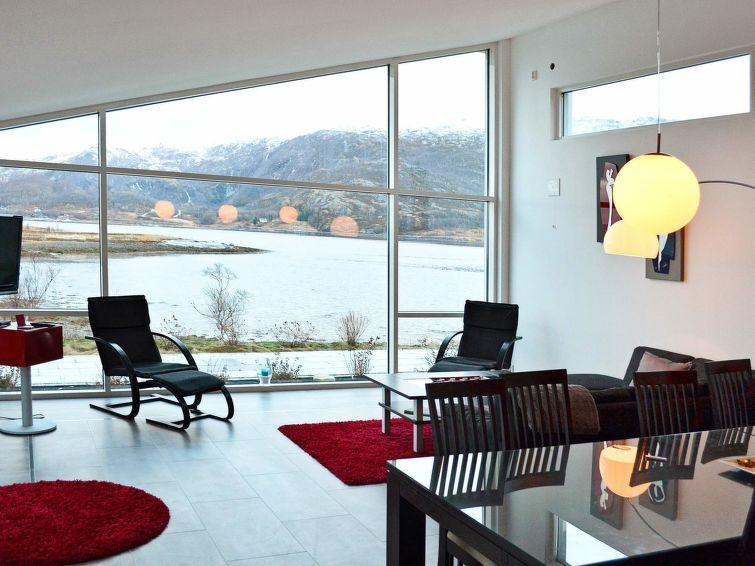 Vacation home Salten  in Inndyr, Northern Norway - 6 persons, 4 bedrooms