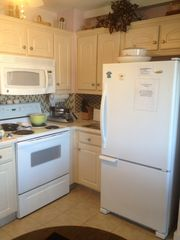 New Fridge 2012! All you cooking and baking equipment is supplied! - Myrtle Beach Resort condo vacation rental photo