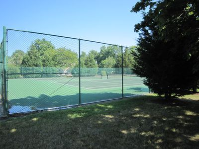 Bethany Beach townhome rental - Tennis court