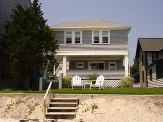 Niantic cottage photo - View from Crescent Beach
