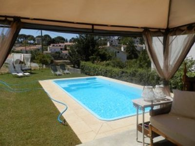 Villa, family, located in a quiet area 10 minutes from the beach