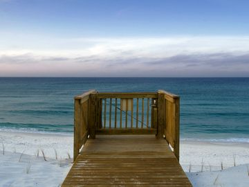 Blue Mountain Beach condo rental - Redfish Village Private Beach