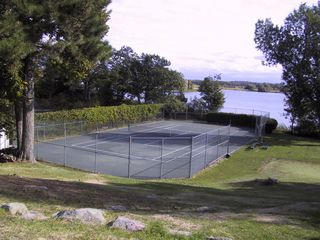 Clayton house photo - Tennis Court