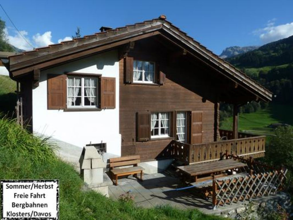 Holiday house Küblis for 4 - 10 people with 3 bedrooms - Holiday home
