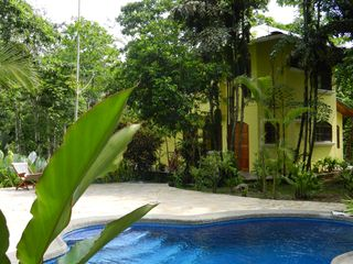 Manuel Antonio house photo - refreshing pool