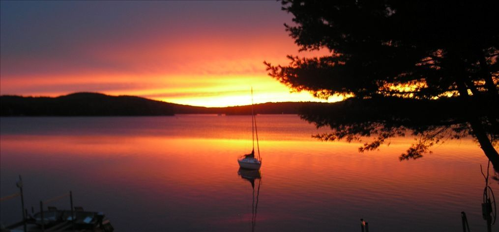Cottage on magical lake sunapee vrbo