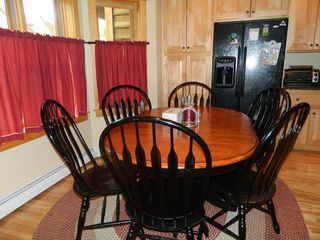 Carrabassett Valley condo photo - Dining area