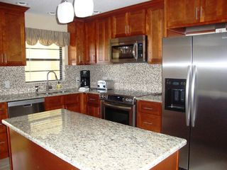 Vero Beach condo photo - New kitchen