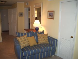 Folly Field condo photo - Loveseat