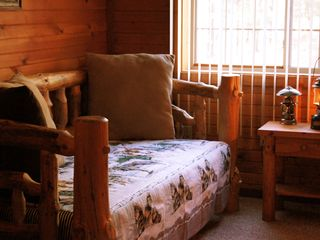 Wisconsin Dells cabin photo - #2 day bed (twin)