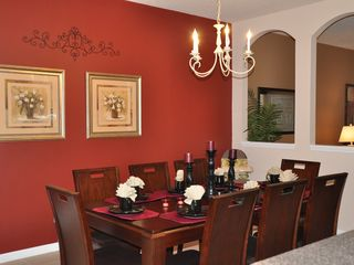Oakwater townhome photo - Formal Dinning Room seating for 8 People
