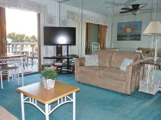 Forest Beach condo photo - Relax in the condo & enjoy the sights of the ocean