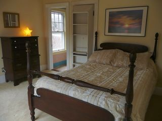 Stonington house photo - A bedroom