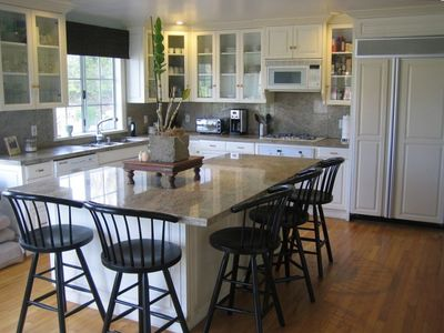 Carpinteria house rental - Fully equipped gourmet kitchen