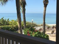 Beach View/ Steps to the private beach with spectacular sunsets ,pool, jacuzzi.