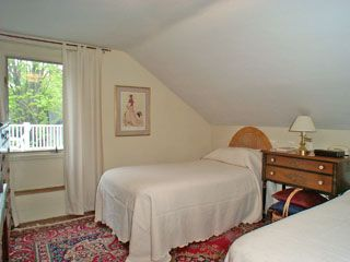 Middletown house photo - Upstairs Bed Room with Sun Deck