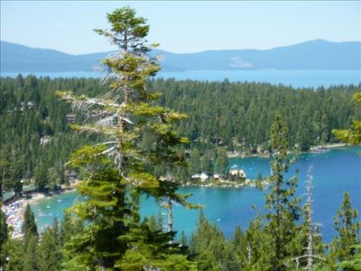 Beautiful Meeks Bay, Lake Tahoe