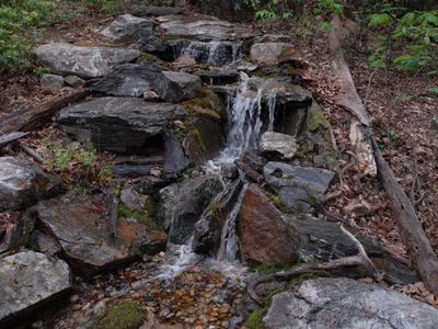 Maggie Valley cabin rental - Waterfall