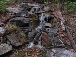 Maggie Valley cabin photo - Waterfall