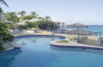 Pelican Key villa rental - Tres Belle Villa on Caribbean Sea