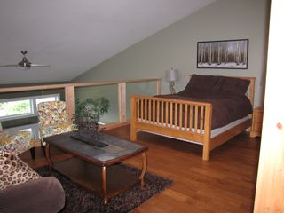 Shuswap Lake townhome photo - great place to curl up and do some reading