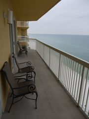 Calypso Resort condo photo - Large Wrap Around Balcony