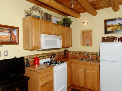 Kitchen Fully Equipped for Your Stay