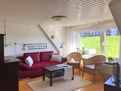 Fabys Apartment in Hollern-Twielenfleth directly at the dike in the Old Country