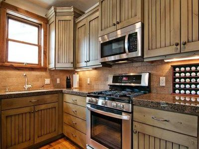 Old Town house rental - Kitchen.
