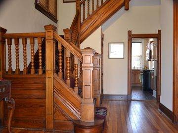 Cincinnati house rental - Entry Hall