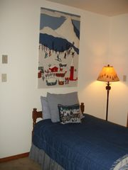 Avon condo photo - 3rd room with trundle bed (twins)
