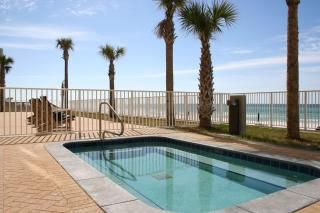 Tropic Winds condo photo - Hot Tub right by the Ocean/Beach