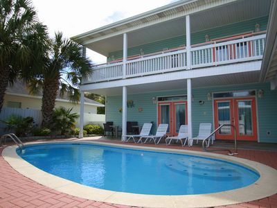 Largo Mar Beach House with Private Pool and Carriage House