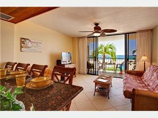Makaha condo photo - Living Area with Ocean Views