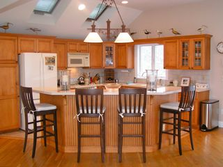 Montauk house photo - Chef's gourmet kitchen ready for your creations