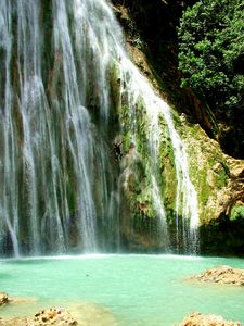 Don't miss the Cascades in El Limon