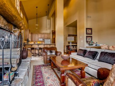 Ski In, Ski Out Condo with Spectacular Mountain Views at Deer Valley Silver Lake