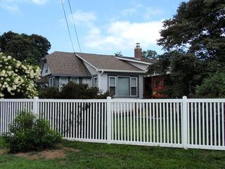 Cape May house photo - Entire property is fenced