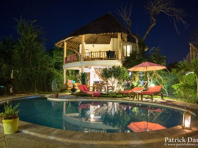 image for Secure African Style Villa With Own Pool, Wifi, 5 mins walk to Diani beach.