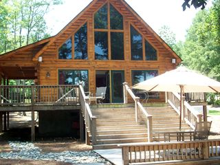 Lake Gaston cabin photo